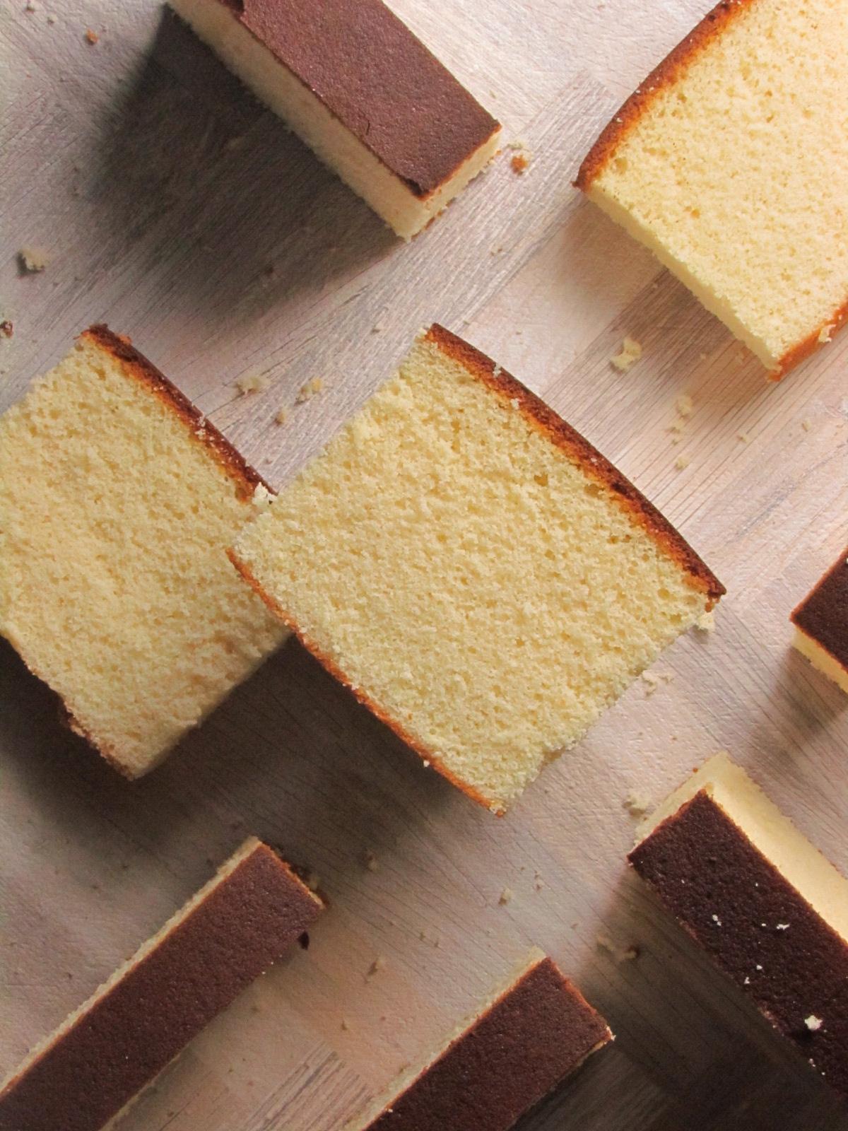 三代亞紀-蜂蜜蛋糕