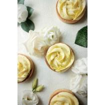 法式經典檸檬塔/3吋 #蛋奶素