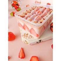 雪藏草莓寶盒 #新鮮草莓 #蛋奶素#彌月禮盒