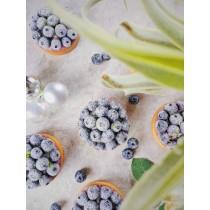 綜合莓果塔/3吋  #藍莓 #覆盆莓 #黑莓 #甜塔 #法式甜塔   #蛋奶素