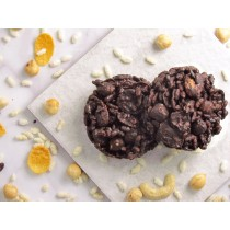 榛果巧克脆片  #奶素#榛果#腰果#米香#麥片#巧克力#香濃#堅果