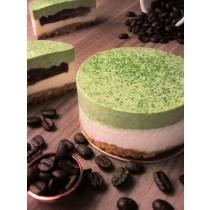 小山園抹茶生乳酪/3吋  #非素食#小山園抹茶#萬丹9號紅豆#Espresso
